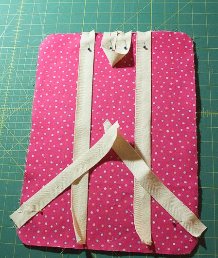 Baby Doll Carrier and Backpack Tutorial - Crazy Little Projects