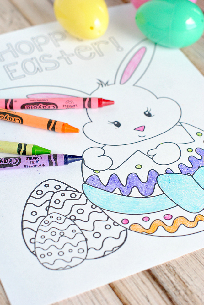 25 Cute and Fun Easter Crafts for