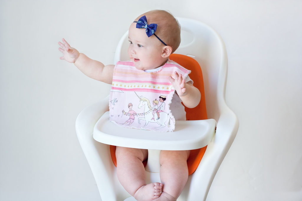 Easy Baby Bib Pattern