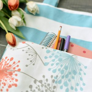 Easy Tote Bag Tutorial-Enhanced