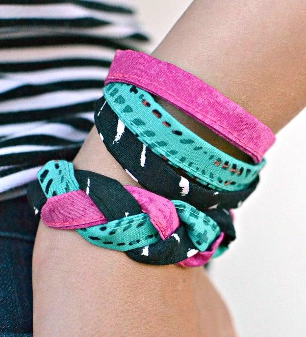 How to Sew A Friendship Bracelet