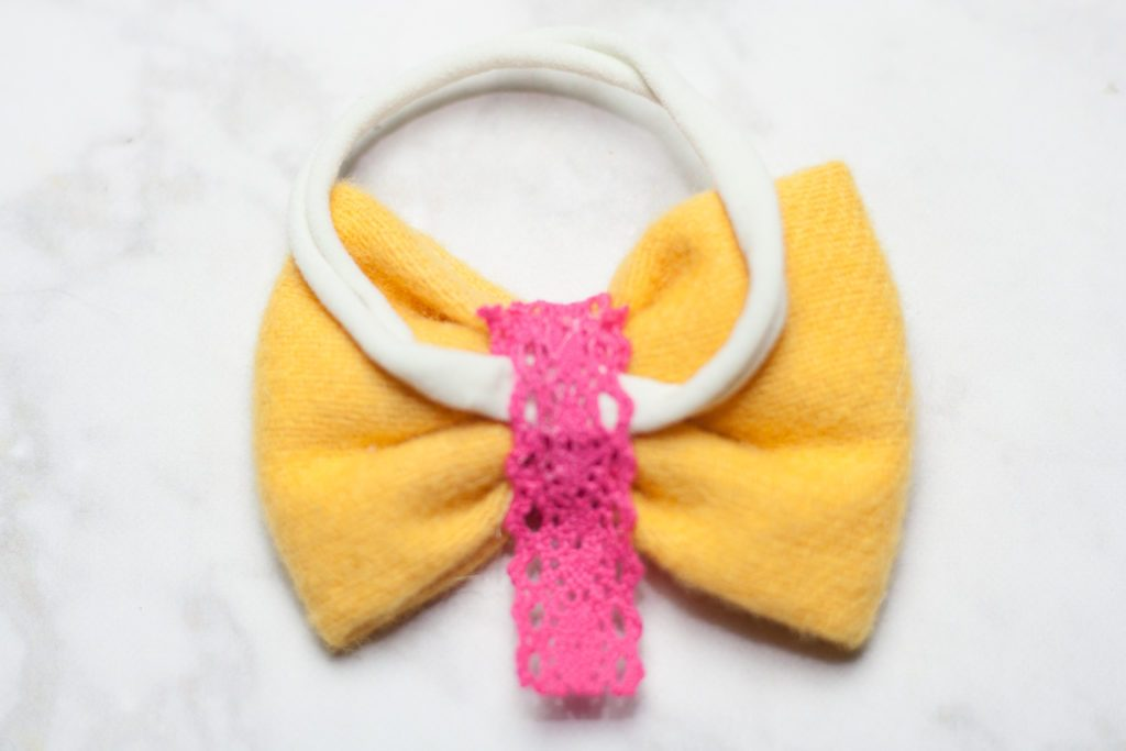 How to Make Easy Hair Bows