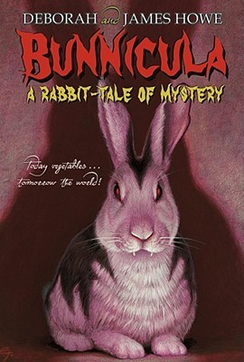 Bunnicula-Great Mystery Books for kids