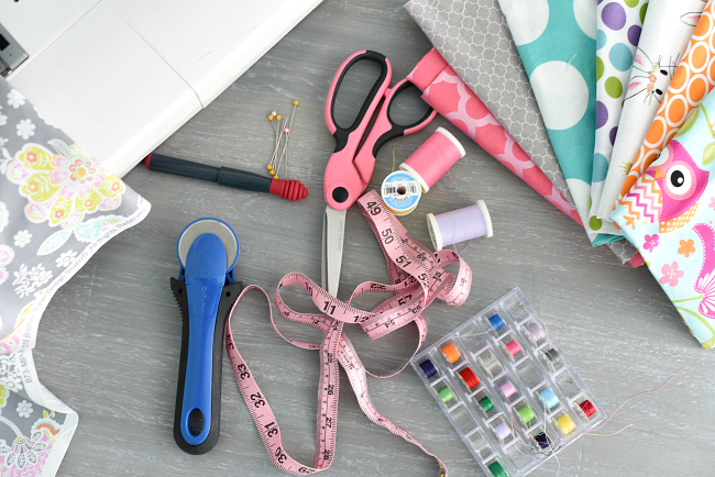What Supplies Do I Need to Get Started Sewing