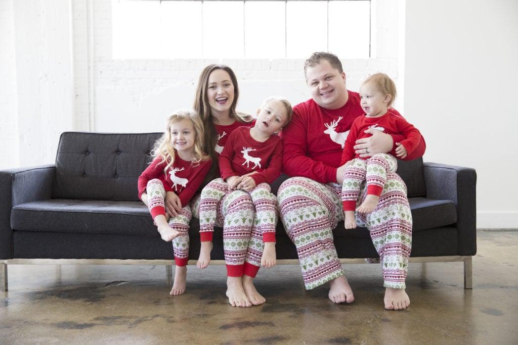 Christmas Pajamas Pattern