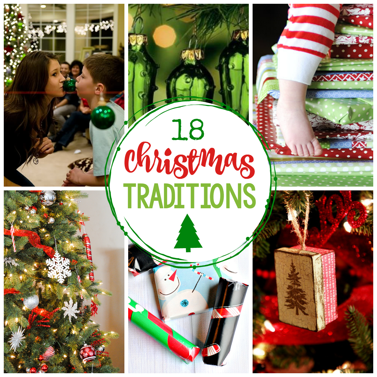 25 Fun Christmas Traditions to Start