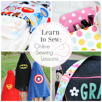 Learn to Sew Online Sewing Lessons