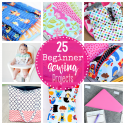 25 Easy Beginner Sewing Projects and Patterns