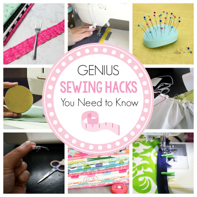 Genius Sewing Hacks You Need to Know
