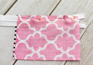 How to Sew a Zipper Pouch