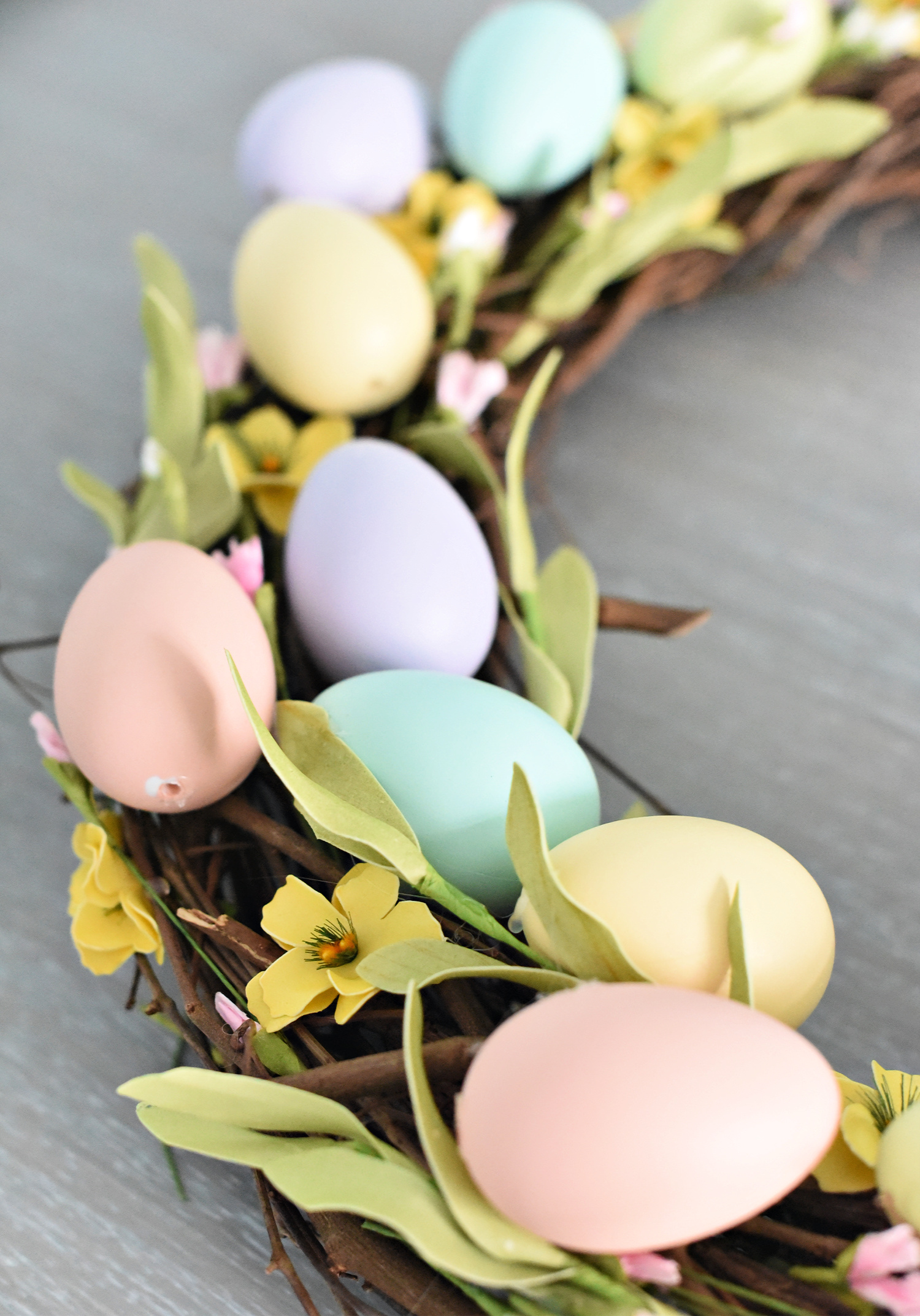 Spring Easter Wreath Ideas
