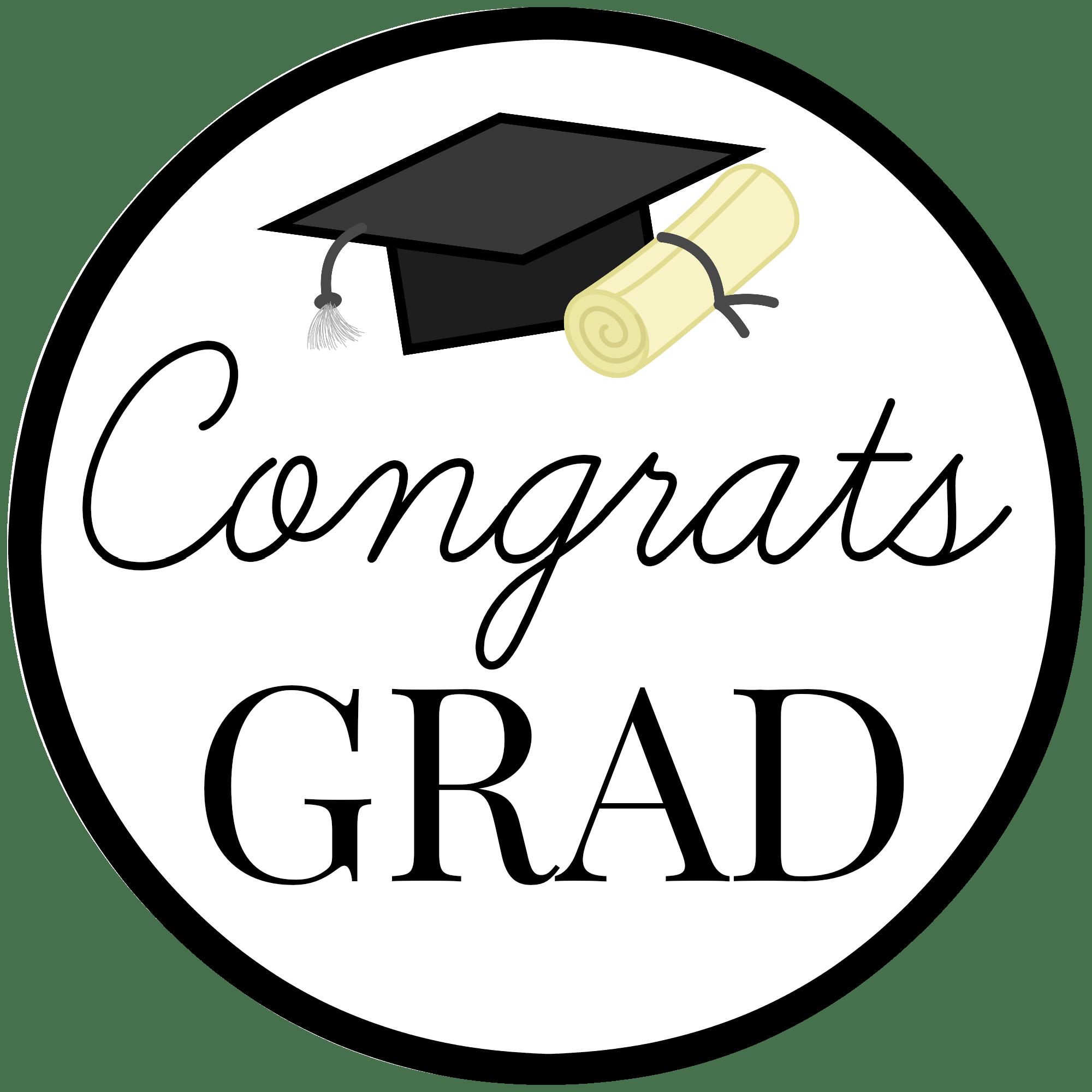 Graduation Gift Tags