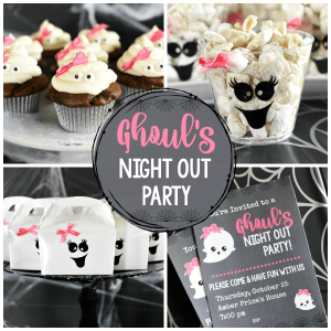Ghoul's Night Out Halloween Party