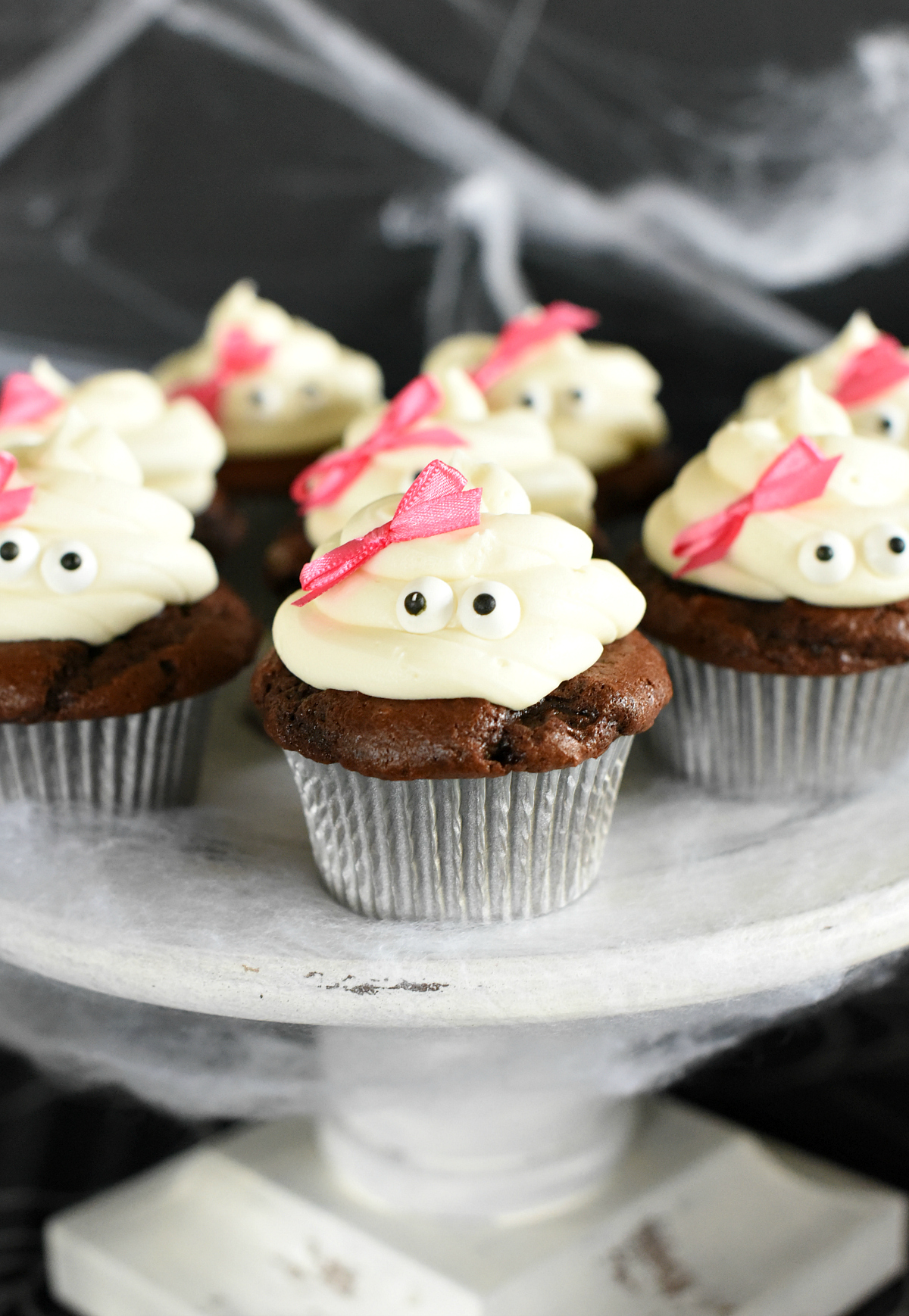 Halloween Party Cupcakes