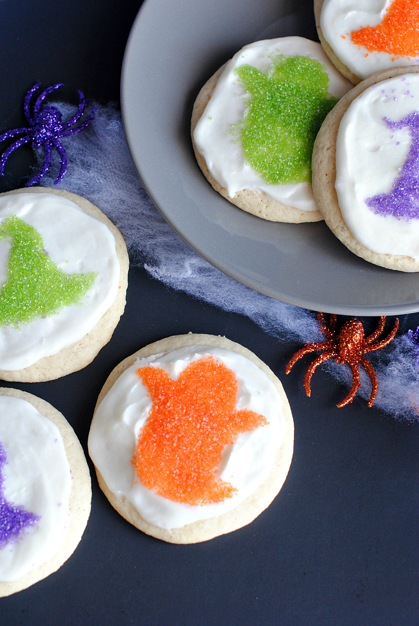 Halloween Cookies to make with kids
