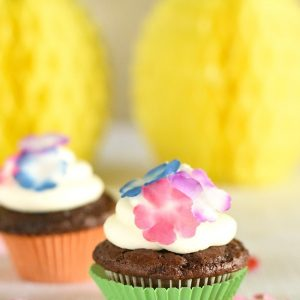 Hawaiian Cupcakes