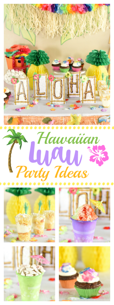 Hawaiian Luau Party Ideas for a great party-food and recipes, decorations and game ideas for you