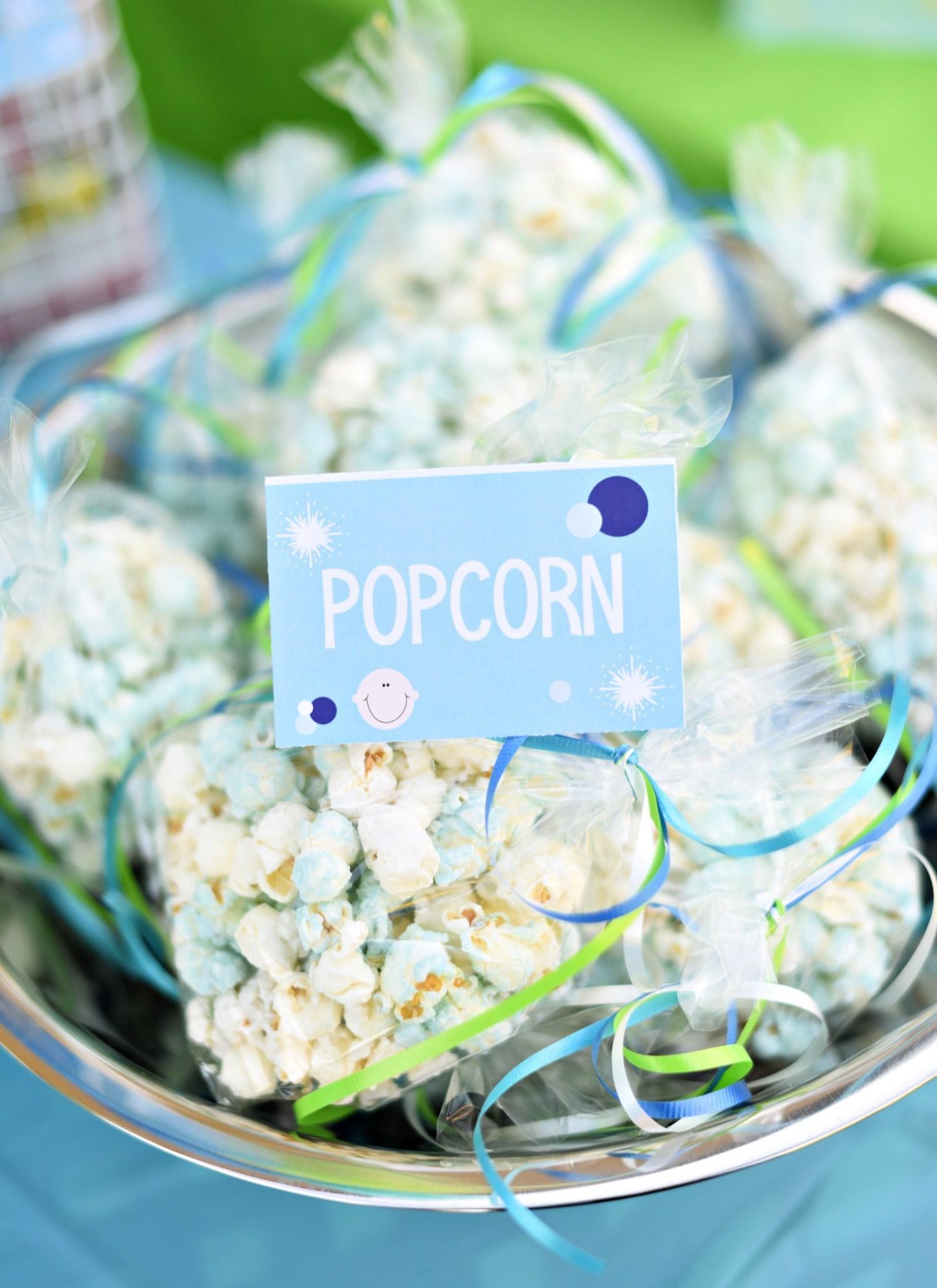 Popcorn Tags