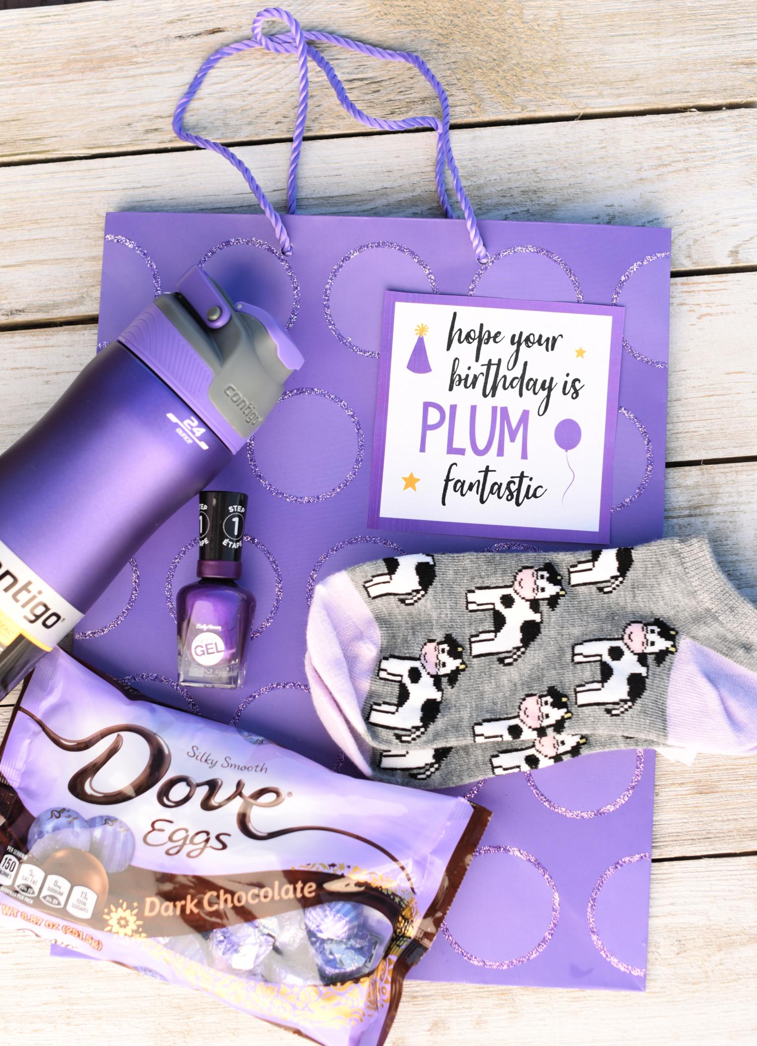 Purple Gift Idea