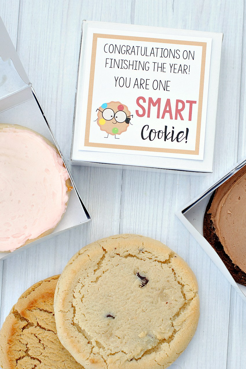 Smart Cookie End of the School Year Gift