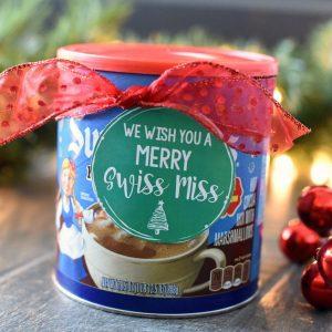 Hot Chocolate Neighbor Gift