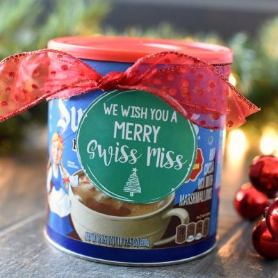 Hot Chocolate Neighbor Gift