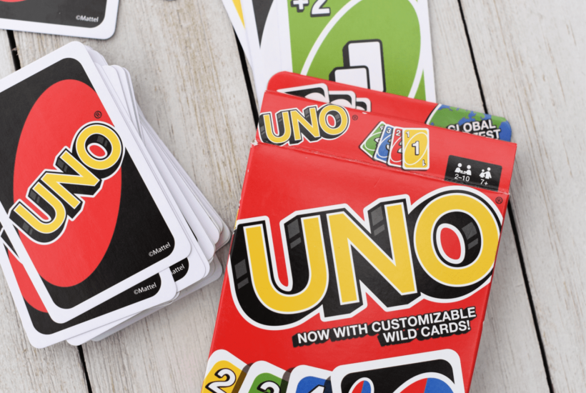 How to Play Spicy Uno