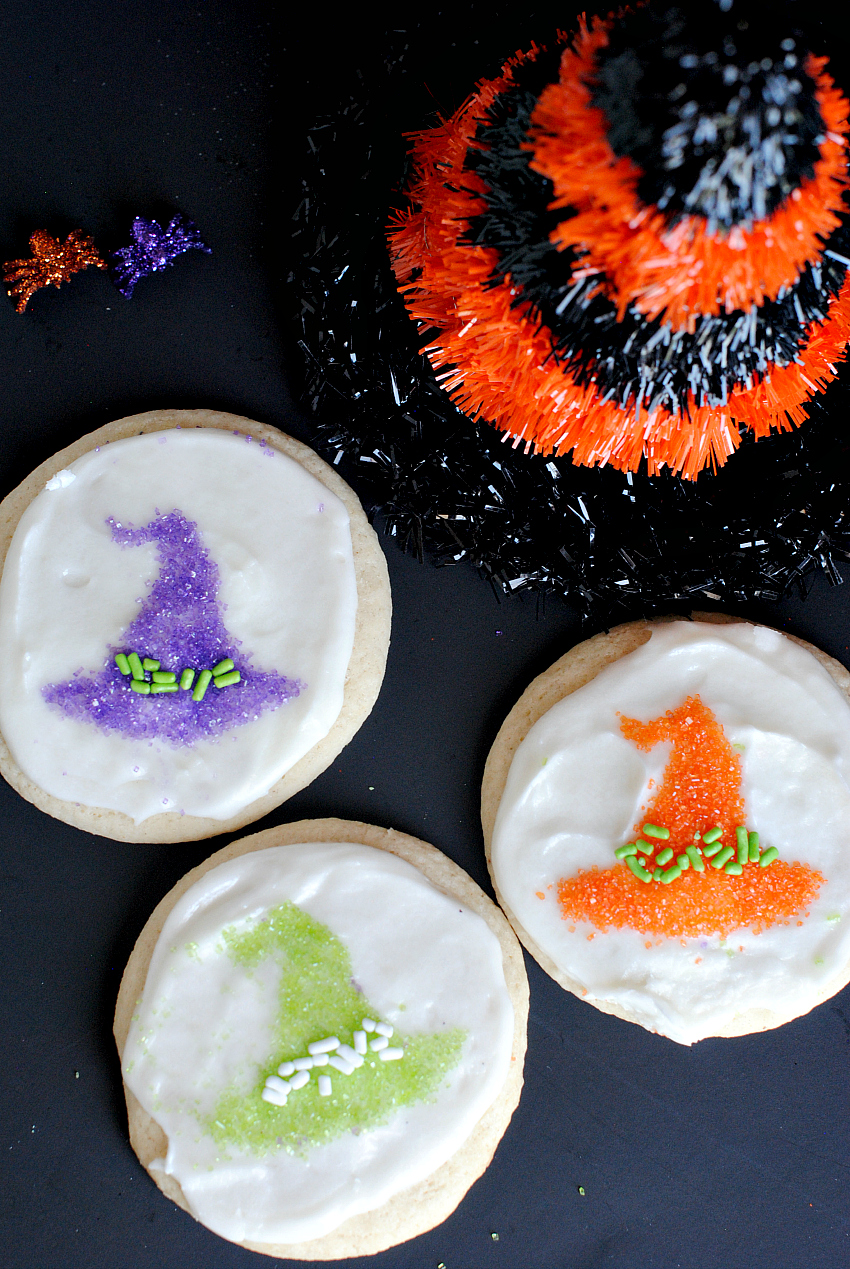 Witch Hat Cookies