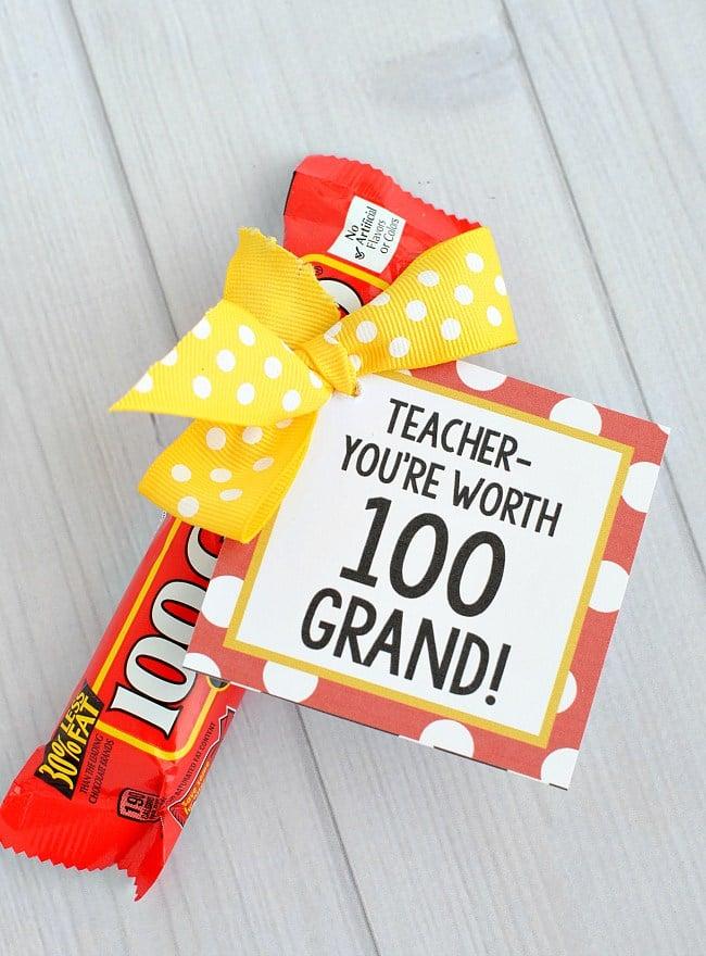 Easy Teacher Gifts