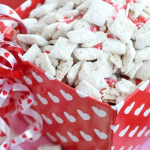 Cherry Chip Muddy Buddies