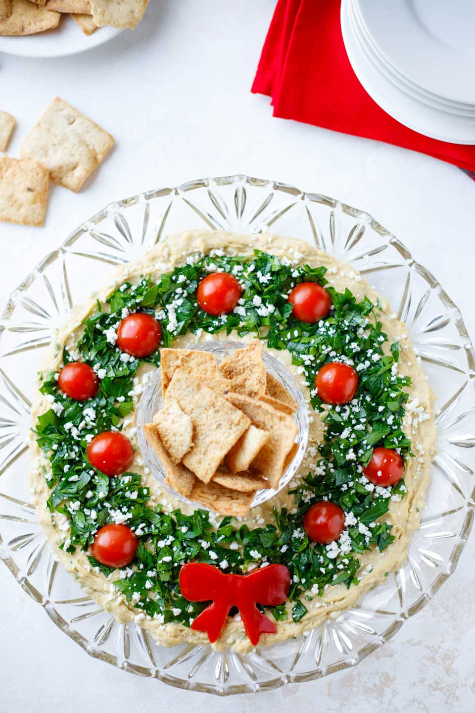 Party Appetizers for Christmas