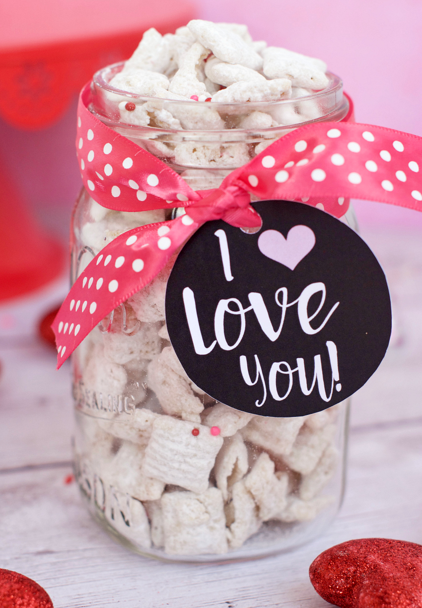 Valentine's Day Jar