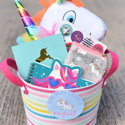 Cute Unicorn Teacher Gift Idea