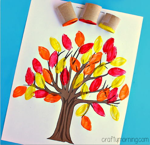 Autumn Craft Ideas for Kids