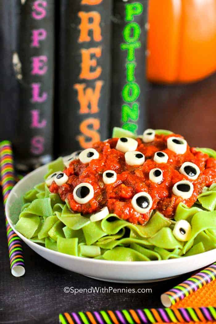 Easy Halloween Dinner ideas for kids
